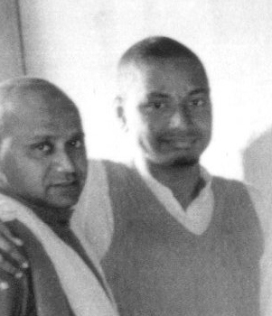 SiteFiles/photos/Swami Venkatesananda With Brother Disciple Swami Krishnananda