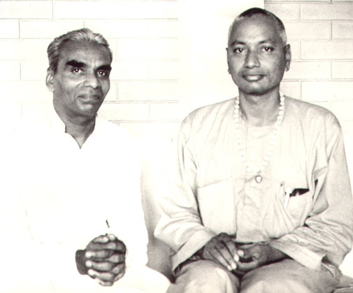 SiteFiles/photos/Swami Venkatesananda With B. K. S. Iyengar