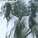 Swami Venkatesananda and His Good Friend, J. Krishnamurti