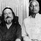 Swami Venkatesananda With Alan Watts